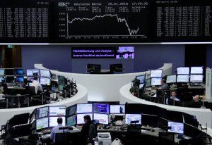 Europe Edges Higher; Central Bank Meetings Loom