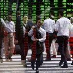Asian stocks fall on U.S. stimulus uncertainty